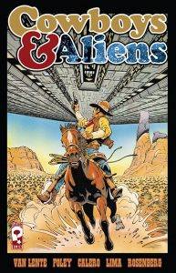 Cowboys & Aliens - Scott Mitchell Rosenberg