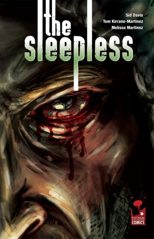 The Sleepless - Platinum Studios Comics